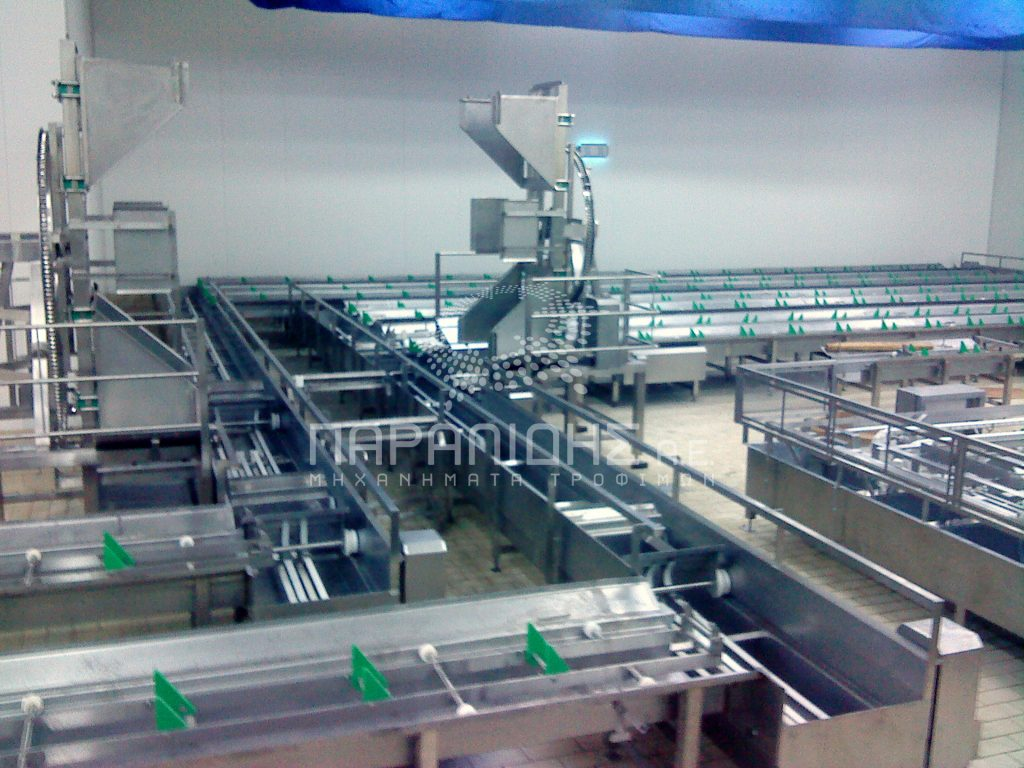 Integrated Feta-Cheese Production Line