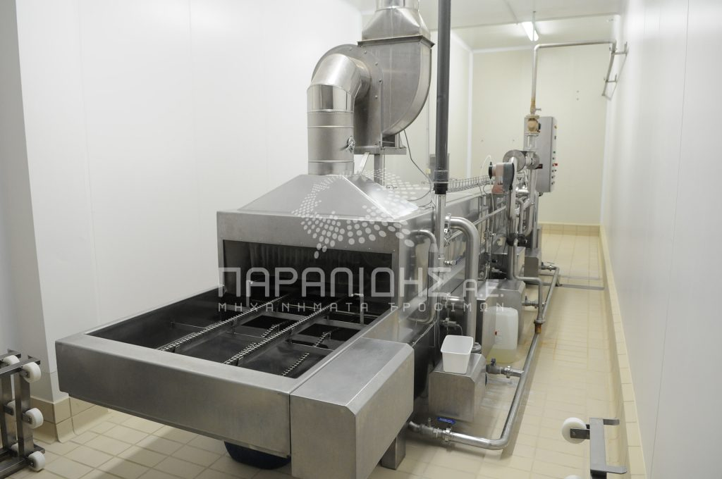 Πλυντική μηχανή καλουπιών